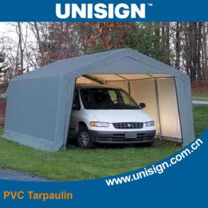 Waterproof Sunshade PVC Tarpaulin /Plastic Canvas pictures & photos