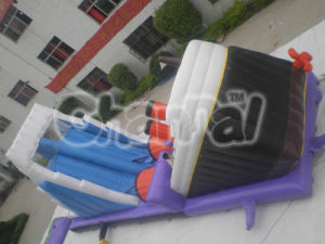 Top Quaiity Inflatable Toys Inflatable Slide Inflatable Obstale with Slide pictures & photos