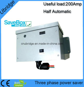 Half Automatically Power Saver (UBT-3200A) pictures & photos