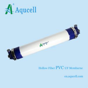 Aqucell PVC UF Membrane (AQU-250 Series) Operates Good in Large Water Project pictures & photos