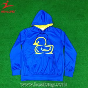 Healong Free Sample Digitally Sublimated Fleece Hoodie pictures & photos