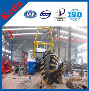 Hydraulic Sand Mud Cutter Suction Dredger pictures & photos