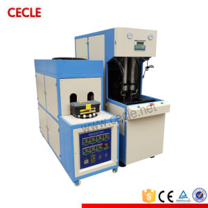 Semi Automatic Pet Plastic Blow Moulding Machine