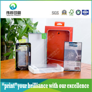 Environment Friendly Plastic / PVC/ PP/ Pet Packaging Box Printing (for Phone) pictures & photos