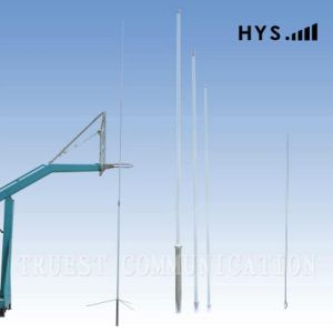 High Quality 27MHz CB Fiberglass Antenna Tcqj-GB-3-27V-1
