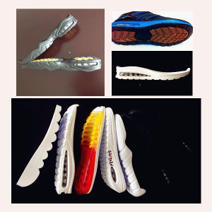 Headspring PU Resin for Shoe Sole of Cold-Resistant Shoeszg-P-8130 / Zg-I-8260 pictures & photos