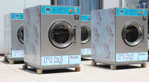 Full Automactic Coin Gas Dryer Machine pictures & photos