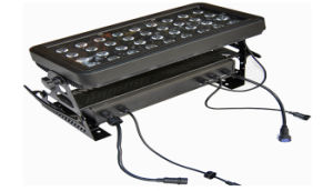 108W DMX512 Control Professional Waterproof LED Flood Outdoor Light pictures & photos