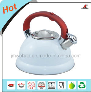 Stainless Steel Whistling Kettle (FH-082R)