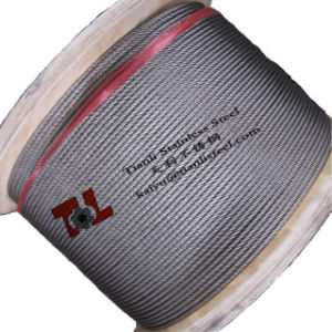 304 7X7 4mm Stainless Steel Wire Rope pictures & photos