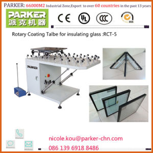 Rotary Coating Machine for Insulating Glass Production Line, Insulating Glass Machine pictures & photos