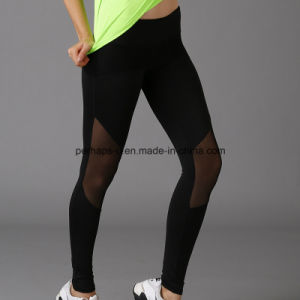 High Quality Comfortable Women Fitness Pants Yoga Leggings Workout Wear pictures & photos