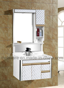 PVC Wall Mounted Bathroom Vanity / Bunnings Bathroom Vanity pictures & photos