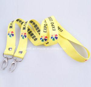 Custom Polyester Woven Safety Lanyard Strap for Promotion pictures & photos