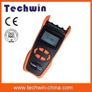 Techwin Optical Fiber Test Multimeter Tw3305e pictures & photos