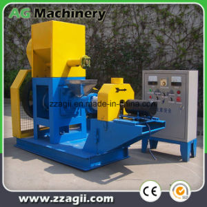 100-500kg/H Fish Food Equipment Floating Fish Feed Processing Line pictures & photos