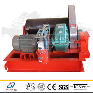 Heavy Duty Concrete Lifting Electric Winch with High Safety Brake