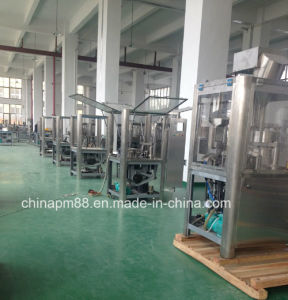 Herbal Nutritional Supplements Automatic Hard Gelatin Capsule Filler Machine (NJP-1200) pictures & photos