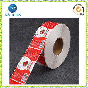 2016 Custom Barcoded Roll Labels, Self-Adhesive Labels Printing, Pet Waterproof Labels (JP-S150) pictures & photos