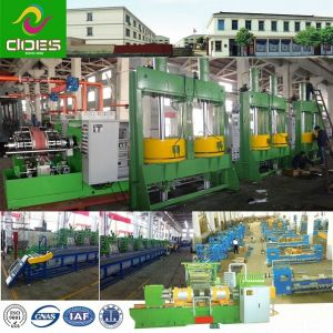 Two-Layer Curing Press Machine for Inner Tube with Hydraulic pictures & photos