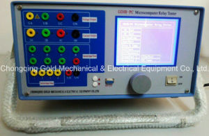 Gdjb-PC Three-Phase Secondary Protection Relay Tester pictures & photos