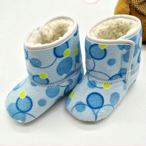 Girl Baby Shoes Baby Boots Winter Baby Boots (Kx715 10) pictures & photos