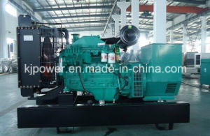 Silent Power Generator Set Powered by Cummins Diesel Engine (25kVA-250kVA) pictures & photos