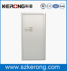 Heavy Duty High Quality 1.2mm Thickness Stainless Steel File Cabinet