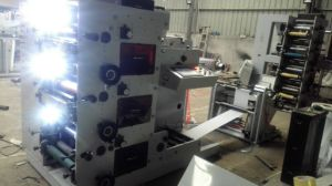 Flexo Printing Machine High Speed 120m/Min pictures & photos