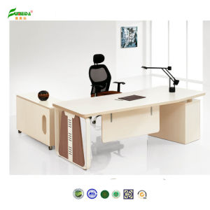 Modern Design Wooden Office Desk pictures & photos
