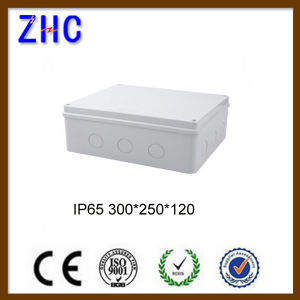 50*50 Waterproof Outdoor Small Electrical Junction Box IP65 Cable Junction Box pictures & photos