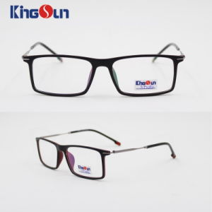 Tr90 Frame with Slim Temple Optical Frames pictures & photos
