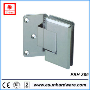 Hot Designs Glass Door Shower Hinge (ESH-309) pictures & photos