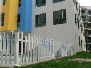 Conch Type II Elegant UPVC Garden Fence pictures & photos