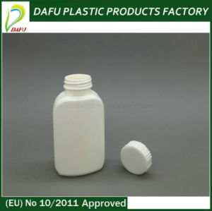 60ml HDPE White Colour Medical Platode Plastic Bottle pictures & photos