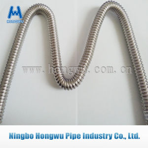 Tank Corrugated Stainless Steel Material Hose pictures & photos