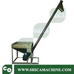 300kg/H Ss Material Screw Loader for Plastic Pellets and Powder pictures & photos