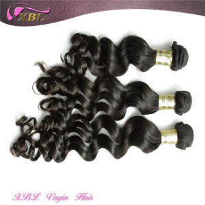 8A Loose Body Wholesale Virgin Peruvian Human Hair China pictures & photos
