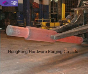 Forged Steel Shaft SAE4340 for Wind Power Industry pictures & photos
