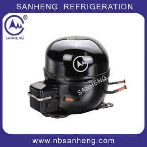 Good Quality 1/4HP Refrigerator Compressor R134A pictures & photos