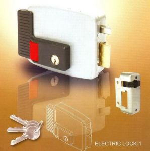 High Security Door of Elecric Rim Locks Hardware pictures & photos