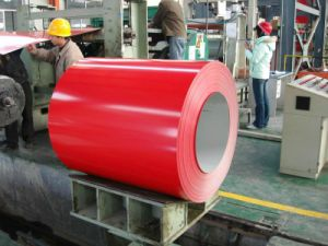 Color Coated PPGI Galvanized Steel Coil to Iran pictures & photos