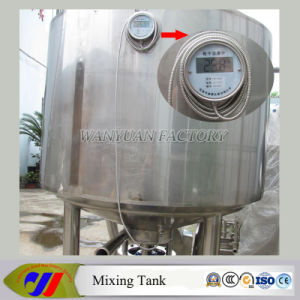 1000L Ss Steam Heating High Shear Emulsification Tank pictures & photos