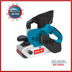 1200W 100X610mm Belt Sander for Industry Use (BS1200A)