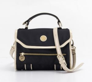 Finest & Perfect Matched Lady Nylon Messenger Handbags (VP887) pictures & photos