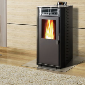 European Style Wood Pellet Heater Stove (CR-01) pictures & photos