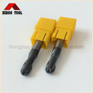 China Cheap Price HRC55 Ball End Mill Bits for Cast Iron pictures & photos