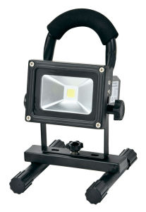 Portable LED Flood Light AC85-265V 10W LED Rechargeable Floodlight pictures & photos