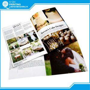 Full Color Monthly Cheap Magazine Printing pictures & photos