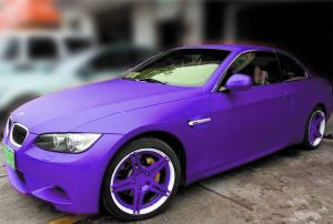Heat Color Changing Vinyl Film for Car Wrapping pictures & photos